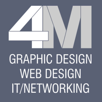 4M Graphics & Web Design
