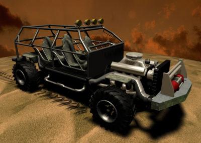 Desert-Explorer
