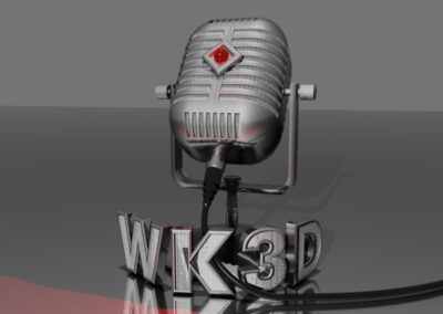 WK3D-Microphone