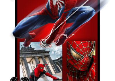 Spiderman-Shirt