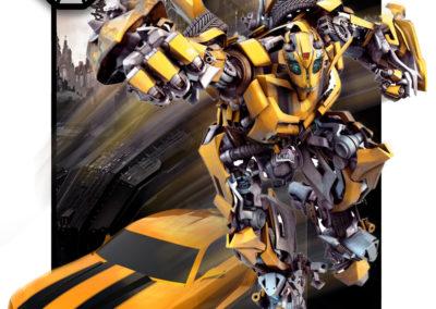 Transformer-Bumblebee-Shirt